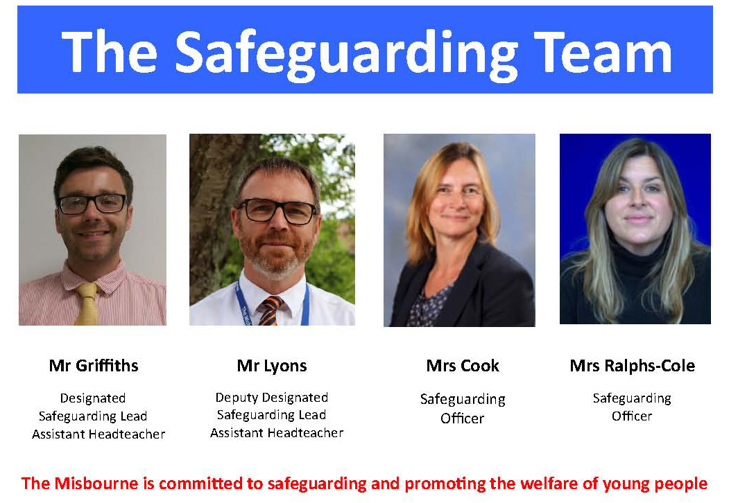 Safeguarding Team Poster Aug 2019