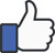 Like facebook 1